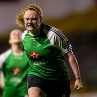 Germany-bound Barrett bows out with hat-trick as Peamount make it 12 from 12
