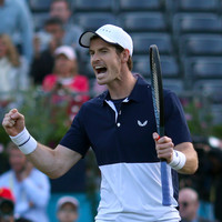 Fairytale return for Murray as he reaches doubles final at Queen's