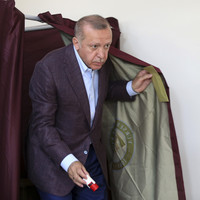 Erdogan's ruling party set to lose Istanbul election