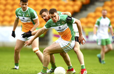 McNamee on the double as Offaly power past Sligo