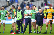 McEntee: 'It will be a fair test of resolve and character to come back from a defeat like that'