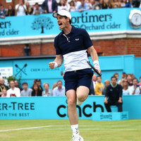 Murray delighted after painless comeback success