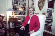 Bestselling romance novelist Judith Krantz dies aged 91