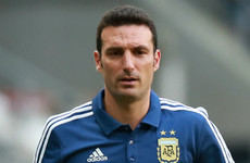 Argentina seem to be at war, says coach