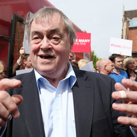 Former British deputy PM John Prescott admitted to hospital after suffering stroke