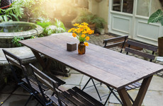 6 inspiring ideas for outdoor dining this summer (yes, even in Ireland)