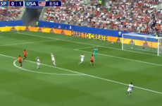 Defensive howler sees reigning champions USA concede first goal at 2019 World Cup