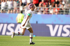 Controversial penalty call sends holders USA into World Cup quarter-finals