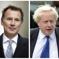 Poll: Hunt or Johnson? Which of these would be a better Prime Minister from an Irish perspective?