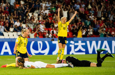 Double dose of penalty drama as Sweden clinch World Cup quarter-final spot
