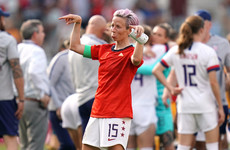 USA star hoping for 'total sh*tshow circus' in World Cup quarter-final
