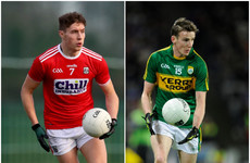 Cork and Kerry unveil starting sides for latest Munster football final meeting