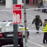 """Bomb squad say suspicious device at Mary Lou McDonald's office a """"hoax"""""""