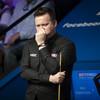 Snookered: Ex-world champion flops in Open golf bid