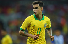 Philippe Coutinho admits to poor Barcelona season