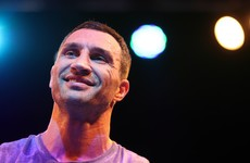 Former heavyweight champion Wladimir Klitschko rescued at sea after yacht catches fire