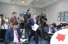 'Disorderly' Brexit a real possibility, says minister as he outlines how much money there is for Budget 2020