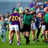 Wexford forward suspended for Leinster final for 'abusive language towards a referee'
