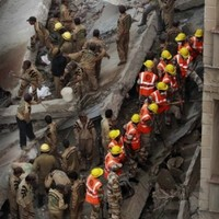 Owner of collapsed building facing 'culpable homicide'