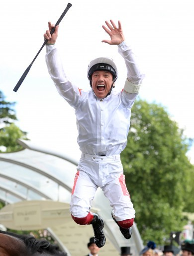 Donn McClean: Magnificent Dettori crowns a week to remember at Royal Ascot