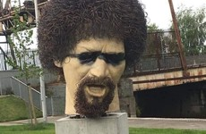 Luke Kelly statue vandalised just months after it was unveiled