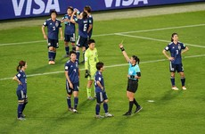 Japan coach sorry for her players after 'cruel' penalty ends World Cup dream