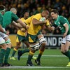 Wallaby back row joins Connacht's Champions Cup pool opponents