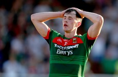 Another injury blow for Mayo as captain O'Connor set to miss remainder of championship