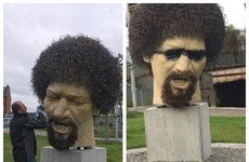 Luke Kelly statue in Dublin restored after vandalism