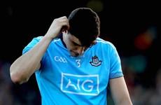 Dublin star in fitness battle after suffering 'small' hamstring tear