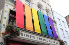 8 rainbow-tinted photos of Dublin landmarks decorated for Pride