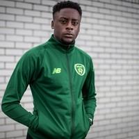 'My ma wants me to play for Nigeria... But I've been playing with Ireland for a long time'