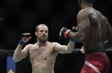 Gunnar Nelson to return at UFC Copenhagen in September