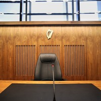 Man who led gardaí on high speed car chase and crashed outside a school is jailed