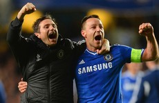 Lampard 'better equipped' than any other to succeed at Chelsea, claims Terry