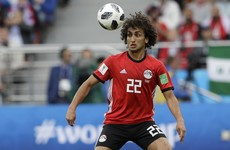 Egypt footballer banned over sexual harassment claims