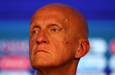 Collina 'surprised' by furore over refereeing at Women's World Cup