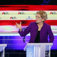 'Healthcare is a basic human right' - Elizabeth Warren to the fore as Democrats hold first presidential debate