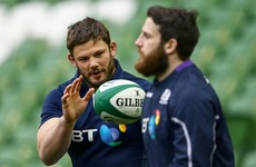 Scotland's most capped international announces retirement from rugby