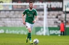Preston's O'Connor extends stay at Cork