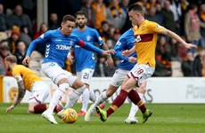 Motherwell midfielder's move to Celtic collapses again