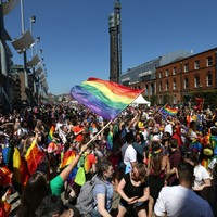 Uniformed PSNI officers will march in Dublin's gay Pride parade this weekend