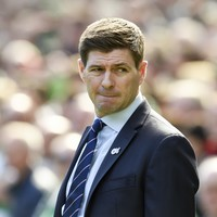 Gerrard told 'Rangers are a bigger club than Newcastle' as McCoist issues hands-off warning