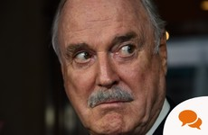 John Cleese versus the Irish language: Don't mention the 'bh' war