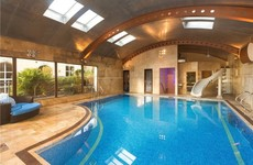 4 of a kind: Make a splash in these luxury homes with their own pools