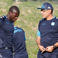 Koulibaly reveals 'intense' Sarri dragged him away from son's birth