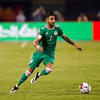 Sadio Mane struggles to impress as Mahrez's Algeria bag important Africa Cup of Nations win