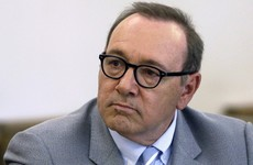 Kevin Spacey sued over alleged groping incident