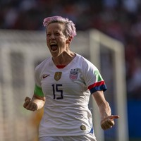 Gay, opinionated, female and bullet-proof, Megan Rapinoe is Donald Trump's worst nightmare