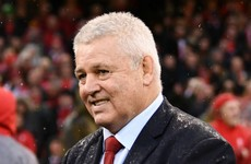 Gatland signs Chiefs deal, raising All Blacks speculation